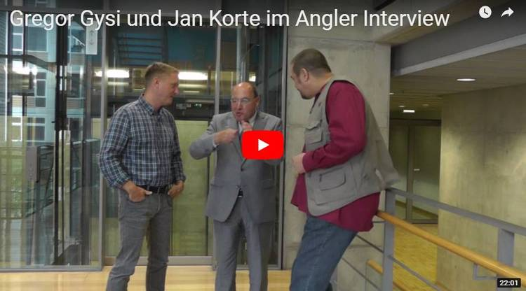 Gregor Gysi im Angler Interview