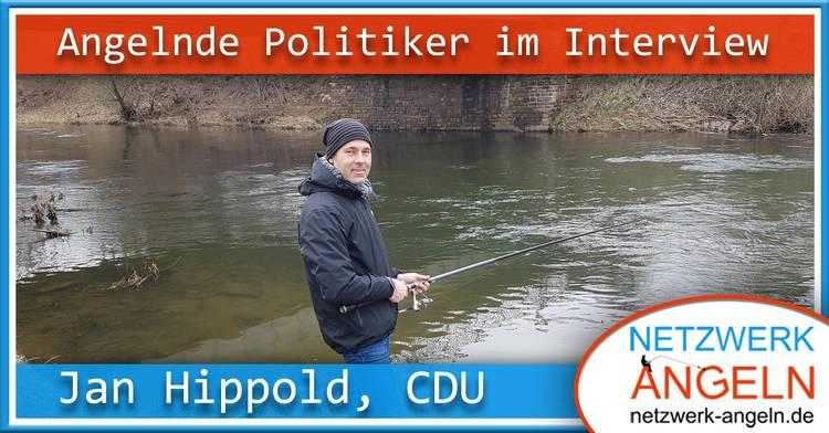 Jan Hippold, CDU: Angelnde Politiker im Interview