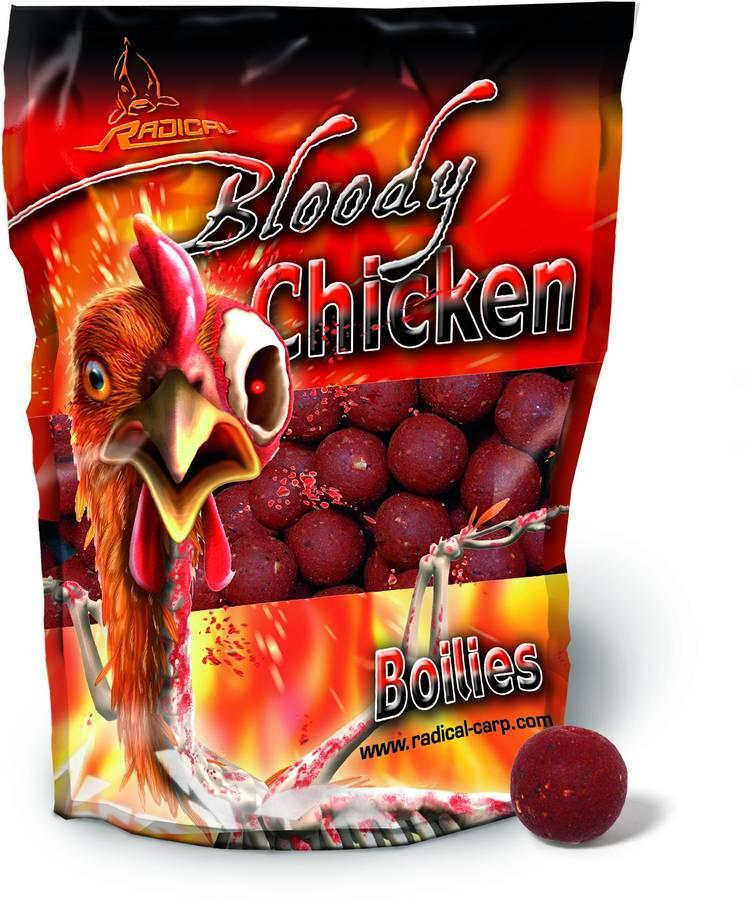 750 Bloody Chicken Boilie