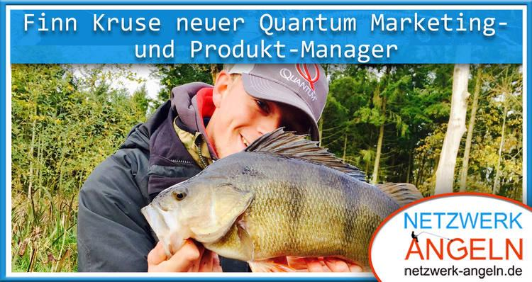 Finn Kruse neuer Quantum Marketing- und Produkt-Manager