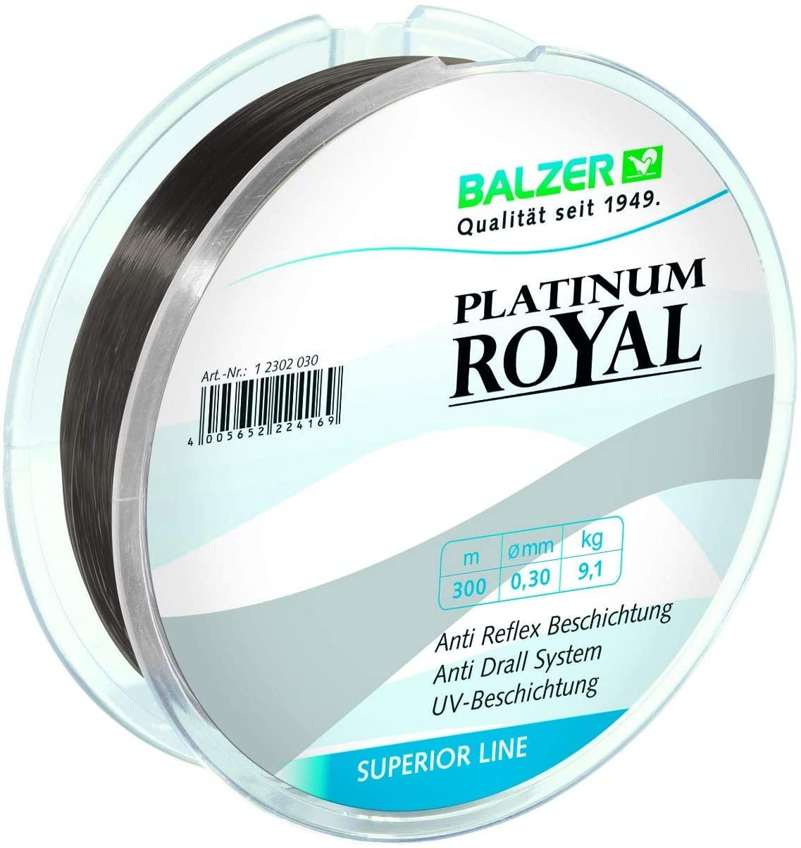 balzer platinum royal 030